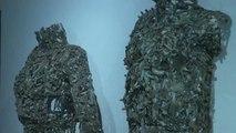 Rd congo, Exposition des oeuvres du sculpteur Freddy Tsimba