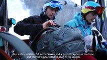 Adrénaline - Ski : une journée shooting sur un événement de ski, comment ça se passe ?