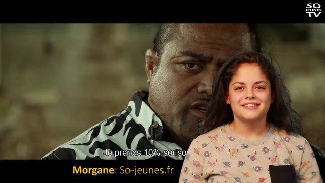 SO CINEMA 8 - MERCENAIRE - Sacha WOLFF