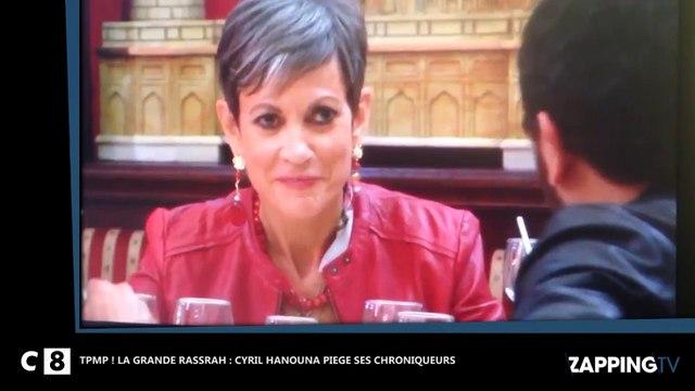 TPMP! La Grande Rassrah: Cyril Hanouna piège ses chroniqueurs, les images inédites (Vidéo)