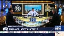 Le Rendez-vous des éditorialistes: Air France lance une nouvelle compagnie long-courrier avec des coûts inférieurs - 03/11
