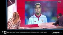 Il en pense quoi Camille? Capucine Anav confond Samir Nasri et Samy Naceri, fou rire sur le plateau (Vidéo)