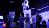 Toulouse : deux astronautes replongent dans la Station Spatiale Internationale (ISS) à la Cité de l'espace