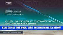 [FREE] EBOOK Implantable Biomedical Microsystems: Design Principles and Applications (Micro and