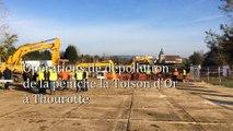 Dépollution de la Toison d'Or à Thourotte