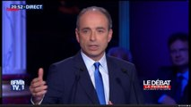 """""""Un gouvernement de choc avec des ministres de gauche"""", le lapsus de Jean-François Copé"""