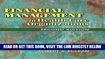 [READ] EBOOK Financial Management in Health Care Organizations (Delmar Series in Health Services