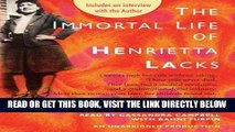 [FREE] EBOOK The Immortal Life of Henrietta Lacks The Immortal Life of Henrietta Lacks BEST