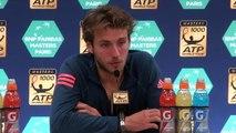 """ATP - BNPPM 2016 - Lucas Pouille : """"Andy Murray, je l'aurais un jour, je l'aurais"""""""