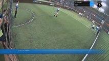 Faute de Valentin - CL Concept Vs CUB - 02/11/16 20:00 - Paris (La Chapelle) (LeFive) Soccer Park