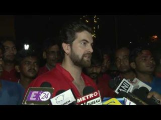Neil Nitin Mukhesh's Ganpati Visarjan | B4U Entertainment