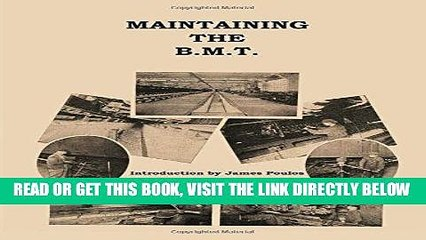 [READ] EBOOK Maintaining the B.M.T. ONLINE COLLECTION