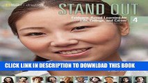 [FREE] EBOOK Stand Out 4 (Stand Out, Third Edition) BEST COLLECTION