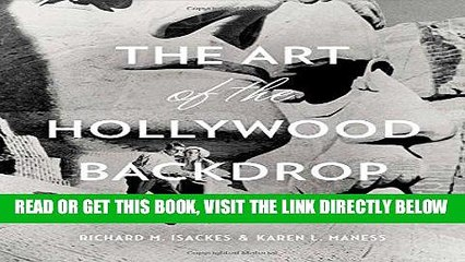 [FREE] EBOOK The Art of the Hollywood Backdrop BEST COLLECTION