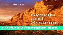 [FREE] EBOOK Signals and Systems: Analysis of Signals Through Linear Systems ONLINE COLLECTION