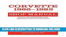 Best Seller Corvette, 1966-1982: Shop Manual (Motorbooks Workshop) Free Read