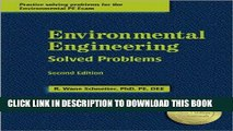 [READ] EBOOK Environmental Engineering Solved Problems BEST COLLECTION