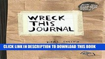 DOWNLOAD] PDF Wreck This Journal (Paper bag) Expanded Ed