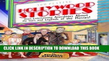 Best Seller Hollywood Stories: a Book about Celebrities, Movie Stars, Gossip, Directors, Famous