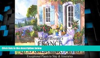 Big Deals  France Bed and Breakfasts: Exceptional Places to Stay   Itineraries  Best Seller Books