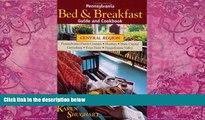 Big Deals  Pennsylvania Bed   Breakfast Guide   Cookbook  Best Seller Books Most Wanted