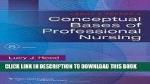 Ebook Leddy   Pepper s Conceptual Bases of Professional Nursing Free Read
