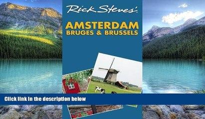 Books to Read  Rick Steves  Amsterdam, Bruges and Brussels  Best Seller Books Best Seller