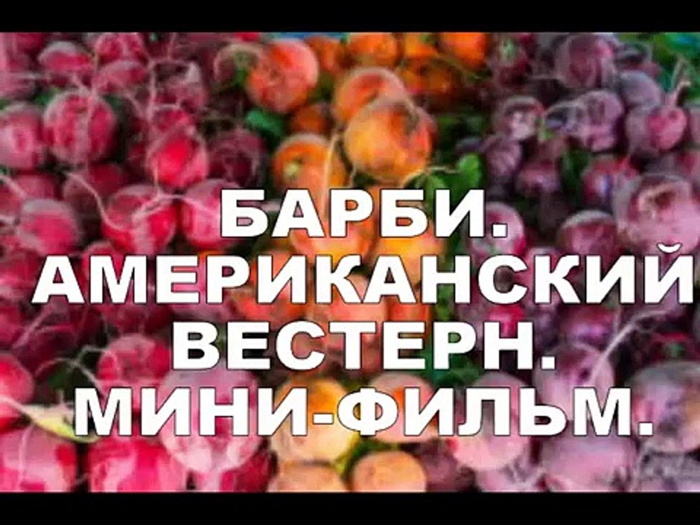 Барби АМЕРИКАНСКИЙ ВЕСТЕРН Мини фильм Barbie AMERICAN WESTERN Mini film