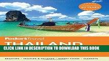 [PDF] Fodor s Thailand: with Myanmar (Burma), Cambodia   Laos (Full-color Travel Guide) Full