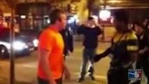Real-life superhero and MMA fighter Phoenix Jones talks legal street fights in Washington State