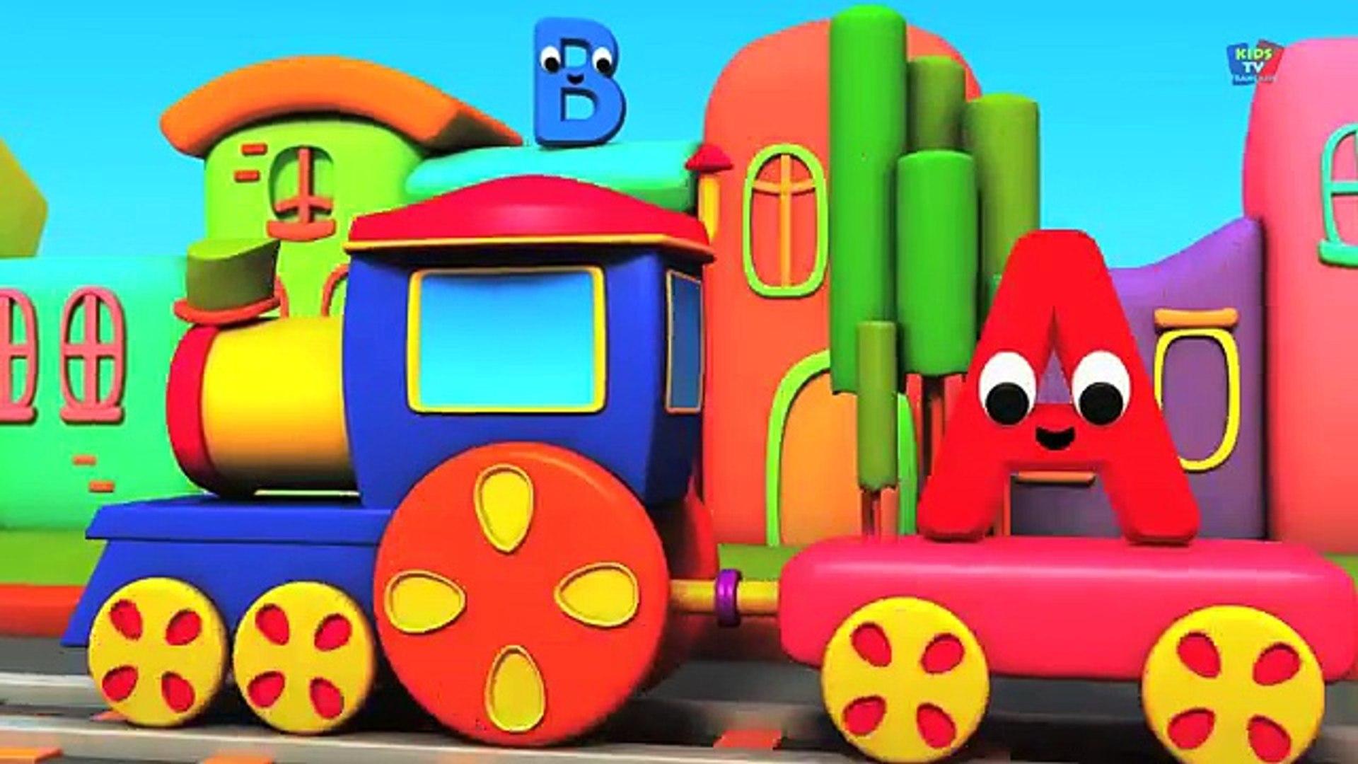 Bob Le train - Construire des figures   bob le train compilation   bob le train français