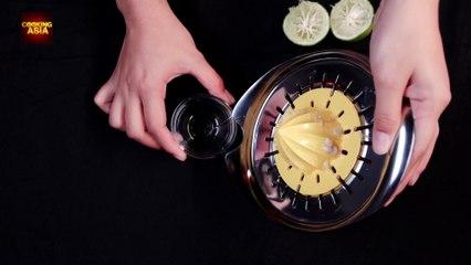 Cara Membuat Mocktail Virgin Mojito, Cooking Asia