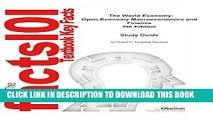 [New] Ebook The World Economy, Open-Economy Macroeconomics and Finance Free Online