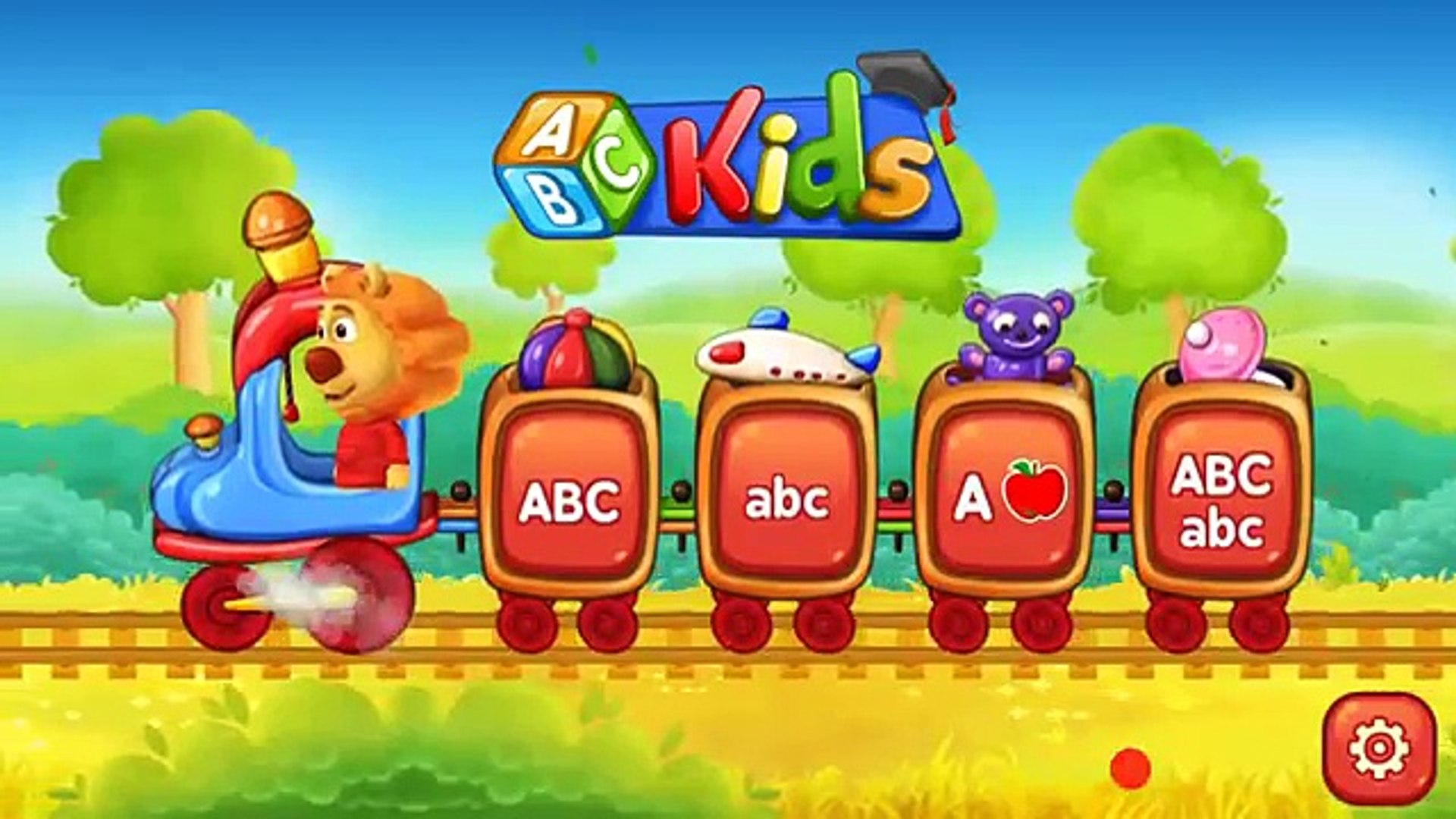 Kids learn abc alphabet with Abc Kids Tracing and Phonics - Education app games for kids