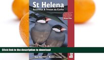 READ BOOK  St. Helena, Ascension and Tristan da Cunha, 2nd (Bradt Travel Guide St Helena: