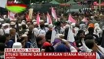 Situasi Terkini Demo 4 November dari Kawasan Istana Merdeka