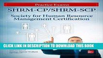 [New] Ebook SHRM-CP/SHRM-SCP Certification Practice Exams (All in One) Free Online