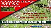 [PDF] Colorado Atlas and Gazetteer (State Atlas   Gazetteer) Full Collection