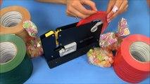 máy cột đầu túi, máy niêm phong túi nilong, máy buộc băng keo, máy buộc đầu túi dùng trong siêu thị 0909134877