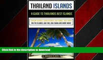 FAVORIT BOOK Thailand Islands: a guide to Thailands best islands (Similan islands, Koh Samui, Koh