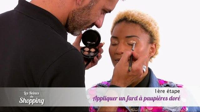 Comment faire un maquillage tendance avec une bouche bleue ?