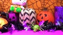 Paw Patrol Marshall Halloween Pumpkin Full of Toy Surprises and Candy! Shopkins Pumpkins & Micro Li