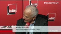 Merci Marin Karmitz pour ce voyage en cinéma - Le Billet de François Morel