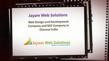 Web Design and Development Company in Chennai India| SEO Services | Mobile Apps and Ecommerce | Web Hosting