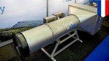 Vacuum Cleaner Udara raksasa ini dapat menjernihkan polusi kota - Tomonews