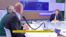 """""""Aujourd'hui François Bayrou trouble le jeu"""" (François Baroin, sénateur-maire  LR de Troyes)"""