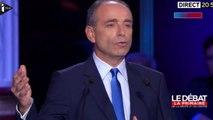"""Primaire à droite – le débat : Jean-François Copé et son lapsus """"sur les ministres de gauche"""""""