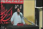 Majlis from Pangali, Lahore, PAKISTAN on 4th Nov 2016 PART-1