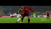 Zlatan Ibrahimovic Vs Simon Kjaer ● Fenerbahce 2-1 Manchester United ● 03-11-2016
