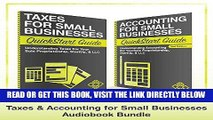[Free Read] Taxes   Accounting for Small Businesses - QuickStart Guides: The Simplified Beginner s